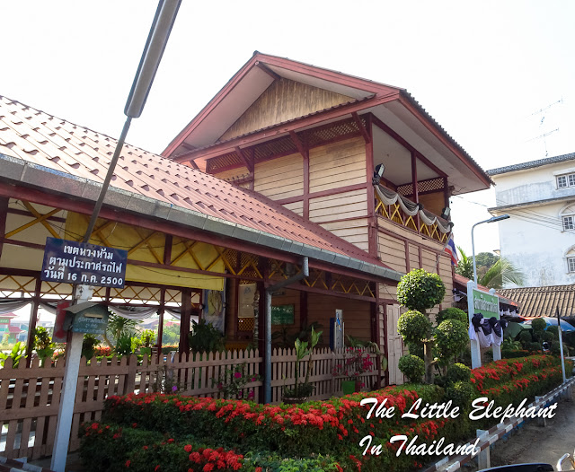 Train stations in Thailand, next station Sawankhalok