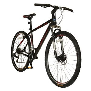 13e1b352ec5 Above: We have to start somewhere so I will start with the Polaris Rush  29er. Not much in the description (not a good indicator) Alloy frame,  Shimano TX35 ...
