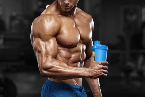 Subir y de como peso masa ganar muscular