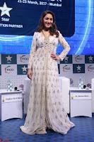 Madhuri Dixit Nene in designer Anarkali Dress at FICCI Awards 2017 010.JPG