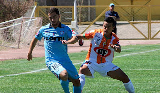 Deportes Iquique vs Cobresal en Torneo Clausura 2017 de Chile