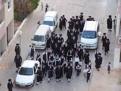 Judeus ultraortodoxos serão obrigados a servir na IDF