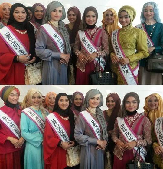 Putri Muslimah Indonesia 2015 Indosiar