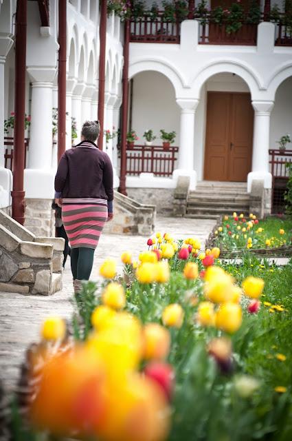 Agapia Monastery, Romania