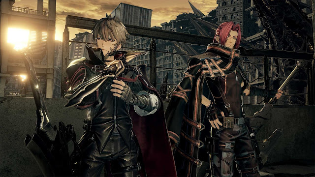 Code Vein's Demo to be Updated With New Stage, Multiplayer Mode, and Character Export Option