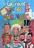 Carnaval de Ubrique 2016 - Cumpleaños de nuestro tres por cuatro - Vero Díaz Gómez
