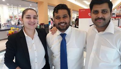 Employment At Dubai Mall