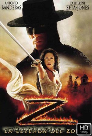 La Leyenda Del Zorro [1080p] [Latino-Ingles] [MEGA]