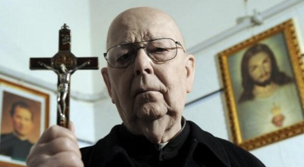 Vatican's Chief Exorcist Warns That Yoga Causes 'Demonic Possession'