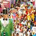 BCN FOLIA: Gigantes do carnaval que dão vida a cultura pernambucana.