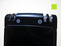 Mikrofon: GHB 8GB Digitales Diktiergerät Aufnahmegerät Audio Voice Recorder mit Stereoaufnahmen, MP3 Player und USB Spericher -Schwarz