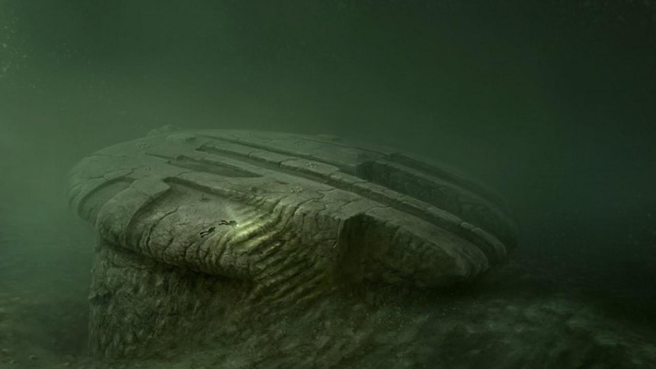 Expertos: «Anomalía 'OVNI' del Mar Báltico contiene metales que la naturaleza no puede reproducir»