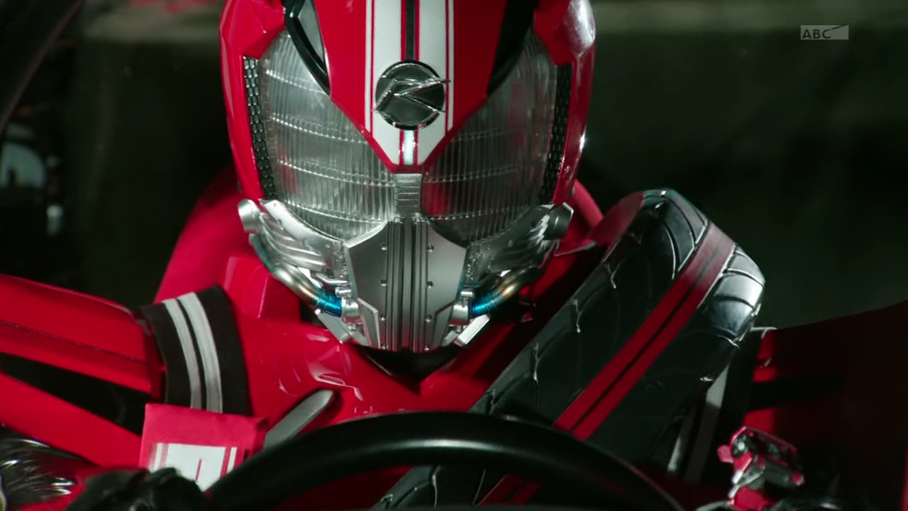 My Shiny Toy Robots: Series REVIEW: Kamen Rider Drive