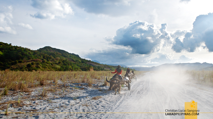 Mt. Pinatubo 4x4 Ride