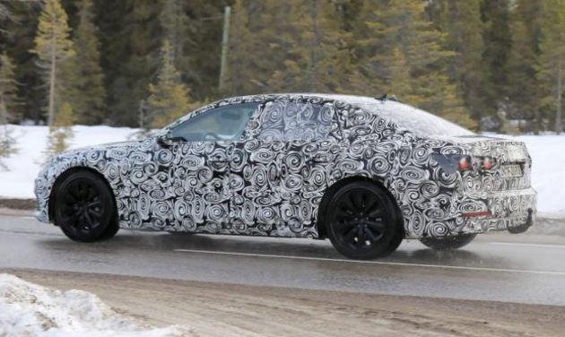 2019 Audi A6 Exterior