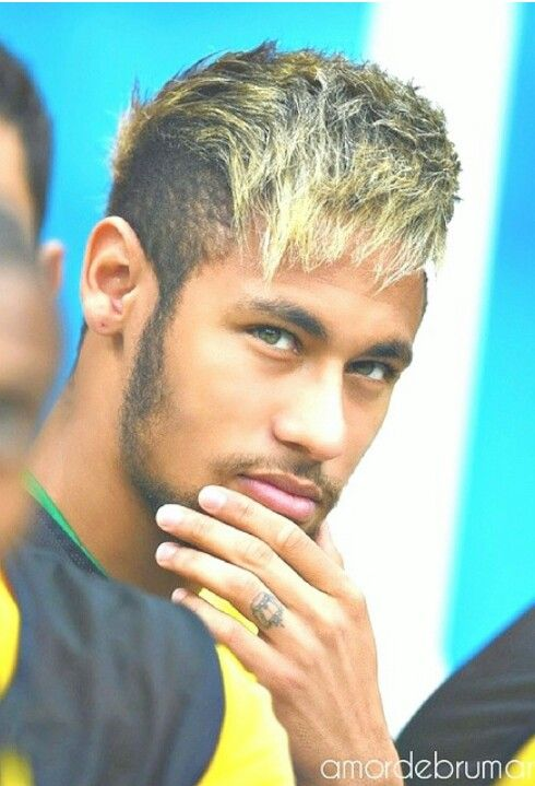 Some Wonderful Neymar S Hairstyles The Haircut Web