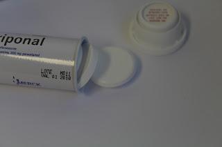 Tomar 2 comprimidos de griponal®