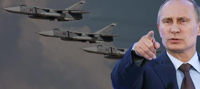 Οι Ρώσοι κατεβάζουν ισχυρές δυνάμεις στην Ανατολική Μεσόγειο
