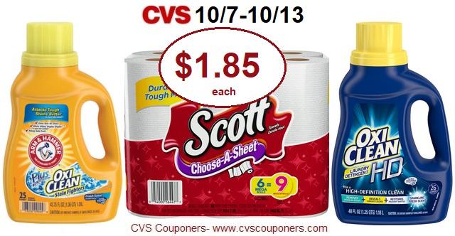 http://www.cvscouponers.com/2018/10/scott-paper-towels-arm-hammer-kleenex.html