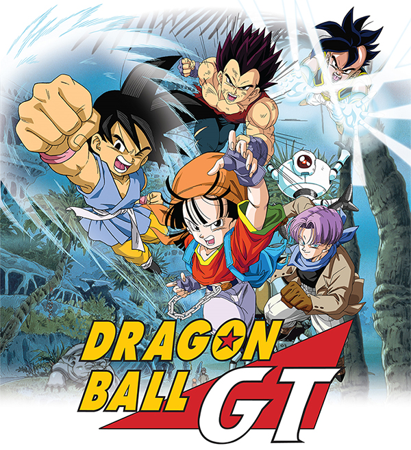 Ver Dragon Ball GT Online