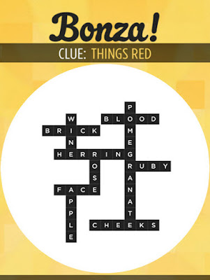 May 6 2017 Bonza Daily Word Puzzle Answers