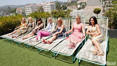 Comedy Actress Roundtable 2012