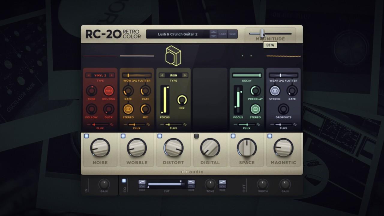 RC-20 Retro Color v1 0 3 incl keygen R2R | LEGION MUZIK