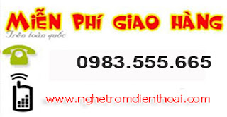 Miễn phí giao hàng toàn Việt Nam
