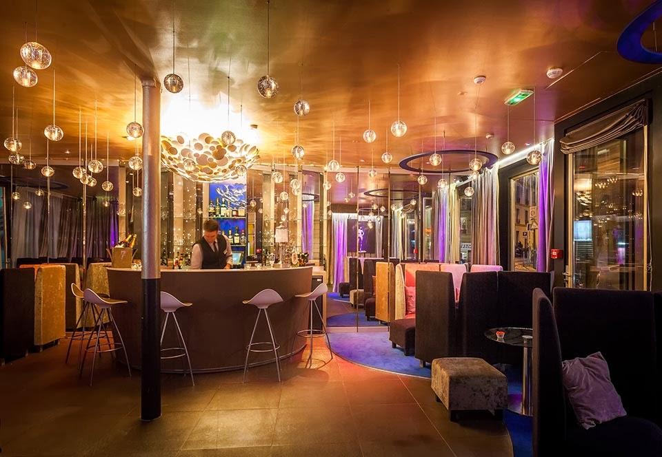 Hotel Seven Paris Restaurant