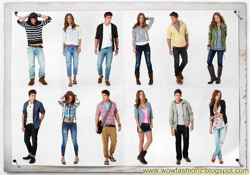 Wow Fashionz Blogspot Com American Eagle Fashion Style Trends Show Designers