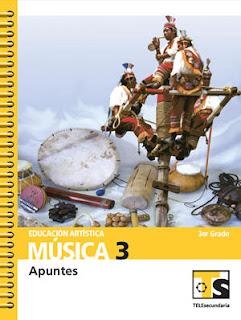 Libro de TelesecundariaMúsica Educación ArtísticaIIITercer grado2016-2017