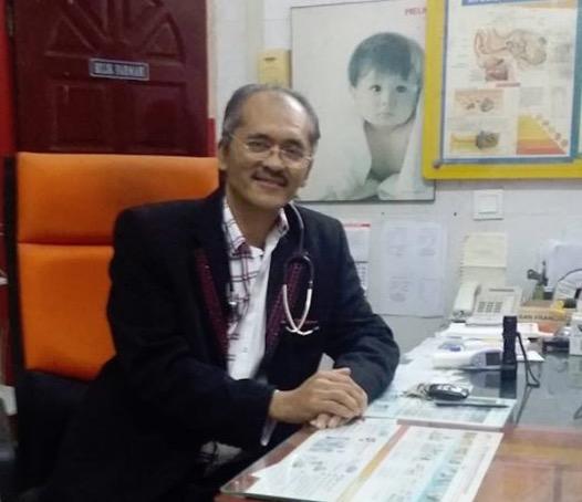 'Jangan Guna Air Sejuk Pada Anak Demam' – Dr. Abdul Rahim