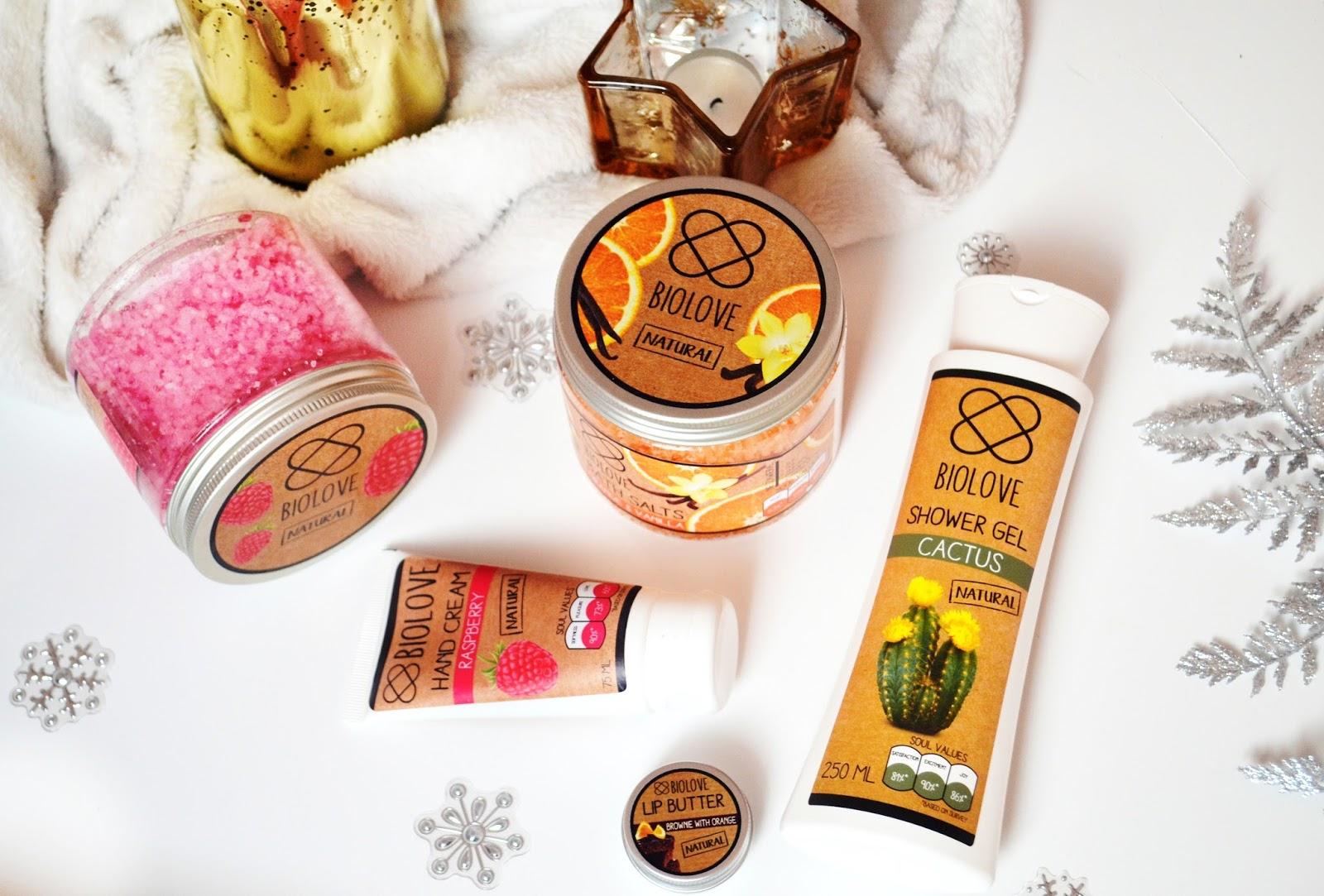 Naturalne kosmetyki BIOLOVE - co warto kupić?