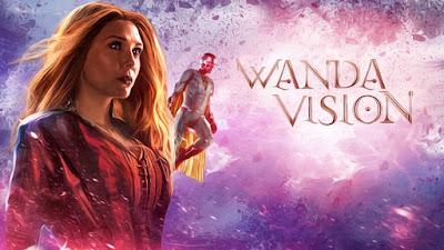 wanda, vision, marvel