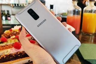 Galaxy A6 و A6 Plus: أخيراً يتم بيع الهواتف الذكية متوسطة المدى من سامسونج