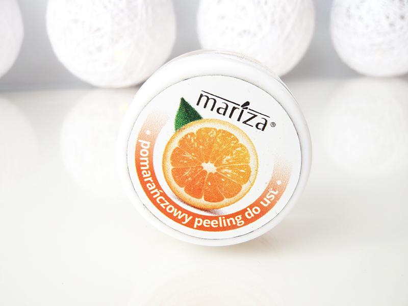 pomarańczowy peeling