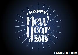 Image result for Happy New Year 2019