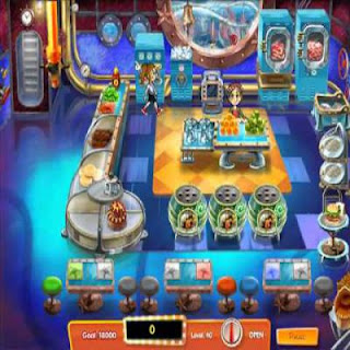 Download Cooking Dash 3 Game Setup