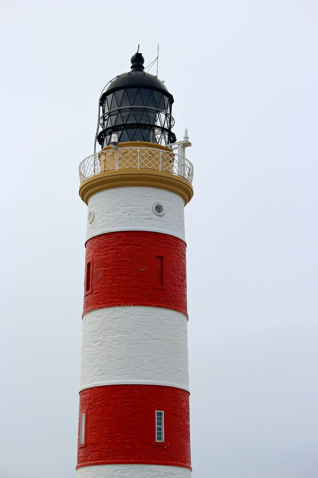 lighthouse Point of Ayre Isle Of Man Photo Diary