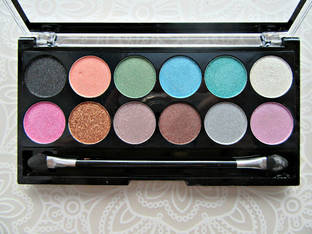 Make Up Academy Eyeshadow Palette Glitter Ball