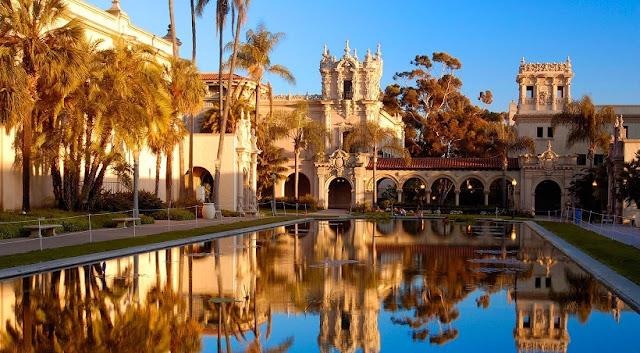 Balboa Park em San Diego