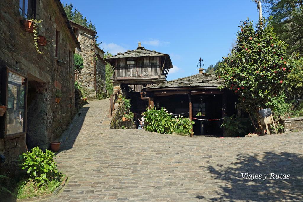 Aldea de Os Teixois, Taramundi, Asturias