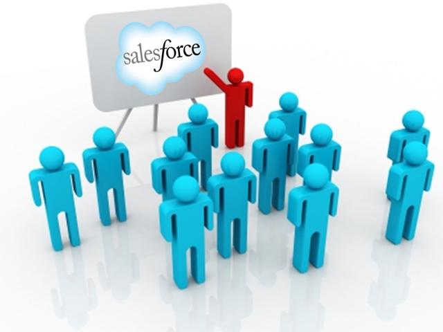 How Salesforce Training can give Your Business an Edge in the Marketplace?