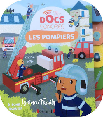 baby docs sonores pompiers