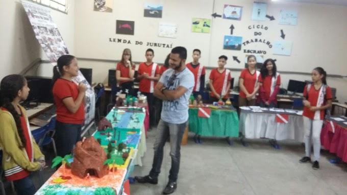 Escola Paraense dando exemplo de transformação