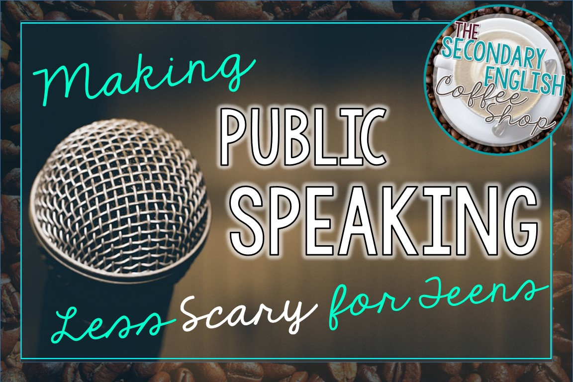 public speaking unit 1 5 7 powerful public speaking tips from one of the most-watched ted talks speakers say thank you when you're done image credit: shutterstock applause is a gift, and when you receive a gift, it's.