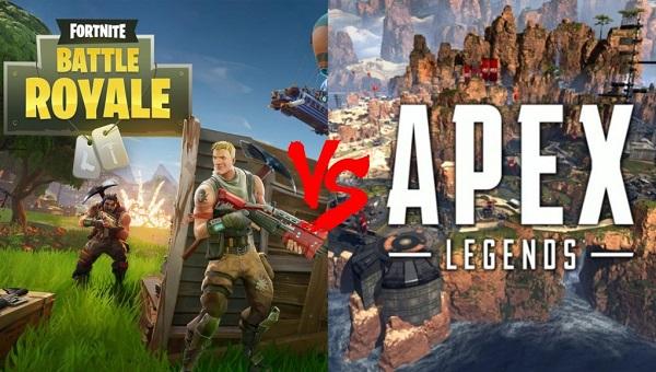 شاهد كيف انطلقت الحرب الباردة بين شركة Epic Games و لعبة Apex Legends عن طريق Google ..