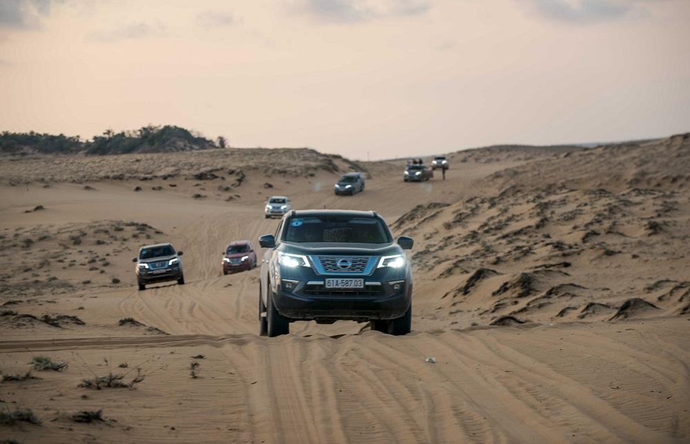 """Hành trình """"Chuyển động thông minh"""" cùng Nissan Terra"""