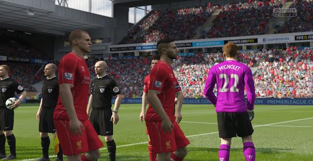 Gameplay FIFA 15