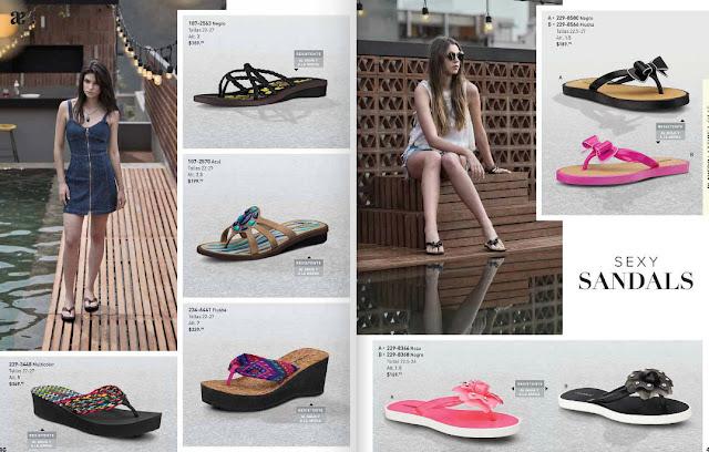 Catalogo calzado Andrea primavera verano 2018